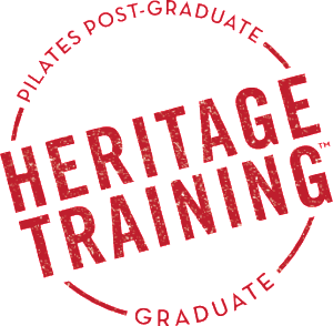 PIL-1406 Heritage Training Logo